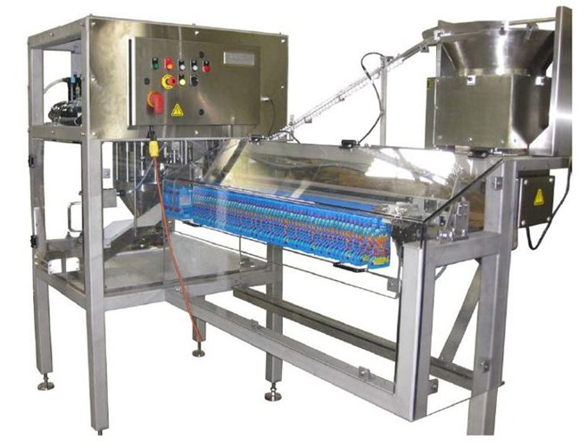 PFC-10 Spouted Pouch Filler by HART Design & Manufacturing