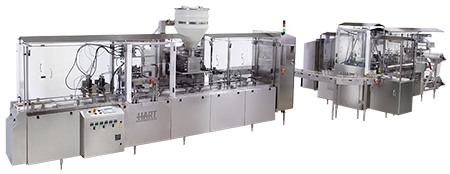 HPC Filling Machine by HART Design and Manufacturing