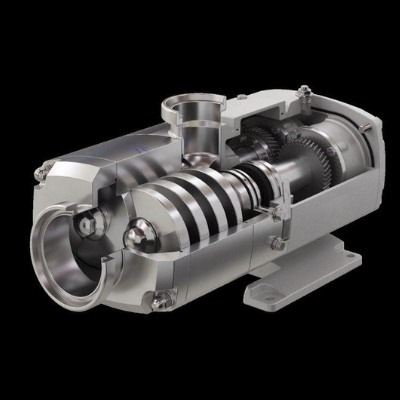 HART Supplies New Alfa Laval Screw Pump