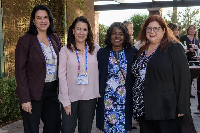 IDFA - Women's Dairy Network grows - February 13th, 2020 -event attendees