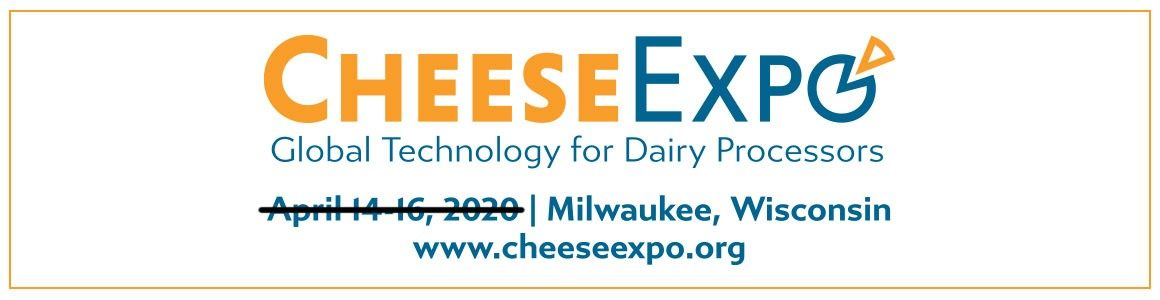 CheeseExpo 2020 Event logo canceled