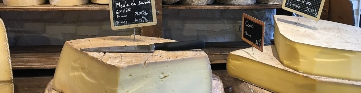 Cheese sales exploded in retail channels.