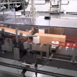 Cheese Stacker to Cutoff Unit